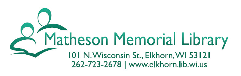 Matheson Memorial Library Logo
